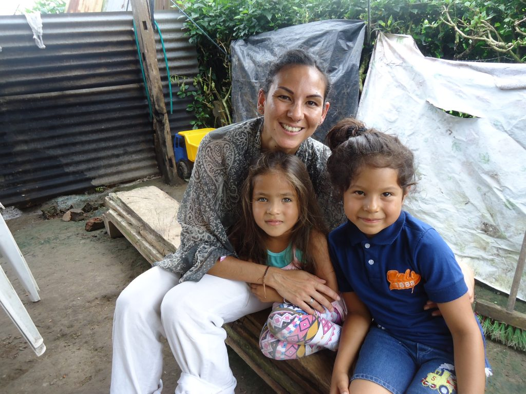 Laetitia d'ITK voyage Equateur