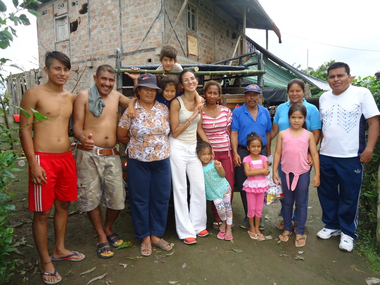 ITK voyage et le séisme en Equateur