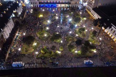 Fiesta de la Luz (Fête des lumières)
