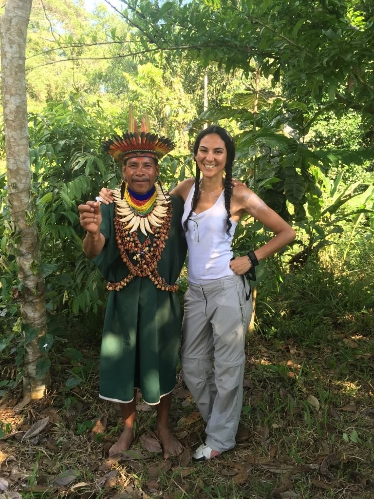 Chaman, Ayahuasca, communuaté, indigène, Amazonie, Cuyabeno