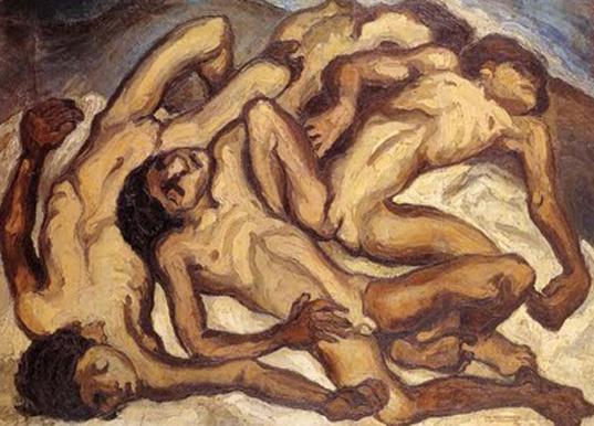 peinture-quito-guayasamin