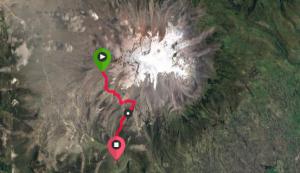 Trek des vigognes au pied du Chimborazo 8