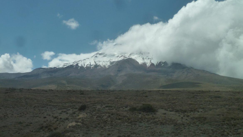 Pourquoi le Chimborazo est le plus haut sommet du monde ? 1