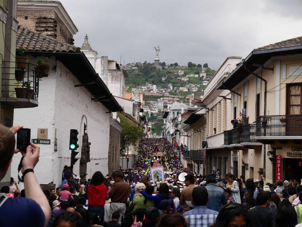 Les fêtes et jours fériés d'Équateur 2