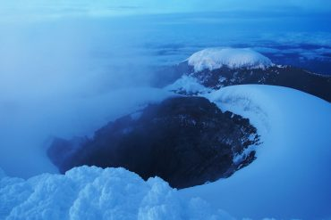 L'activité volcanique en Équateur