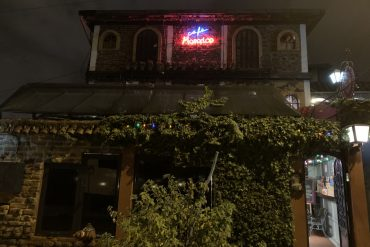 Voyage des papilles – Le Restaurant «Café Mosaico» à Quito