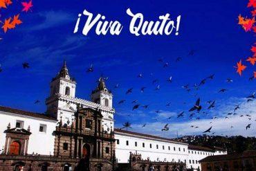 Le programme complet des fêtes de Quito 2019