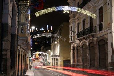 Les fêtes de fin d'année en Équateur
