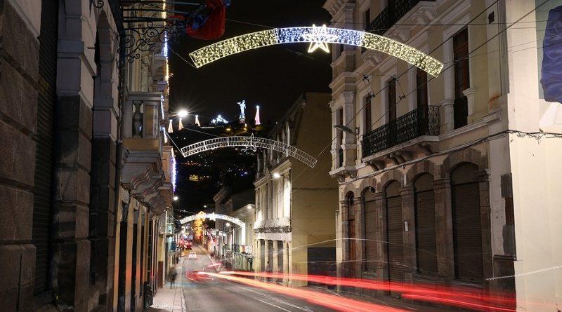 Les fêtes de fin d'année en Équateur 1