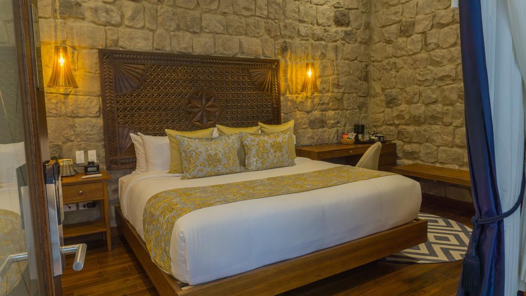 Chambre Premium de l'hôtel Otavalo