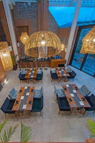 Restaurant de l'hôtel Otavalo