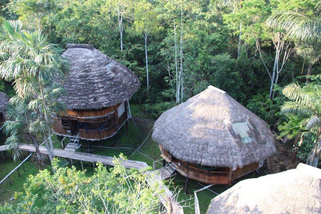 Lodge, catégorie, confort, réserve naturelle Cuyabeno