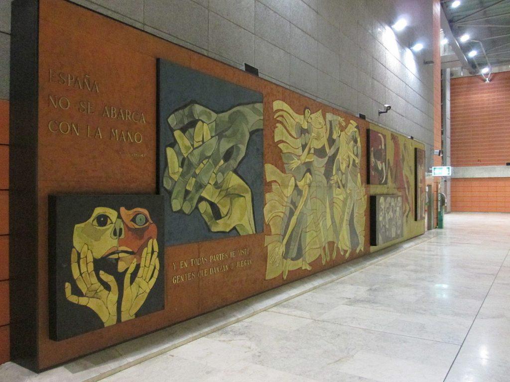 La vie et l'oeuvre d'Oswaldo Guayasamin 11