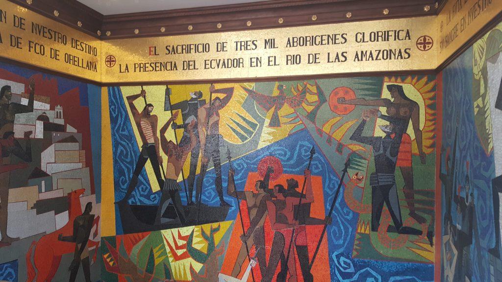 La vie et l'oeuvre d'Oswaldo Guayasamin 12