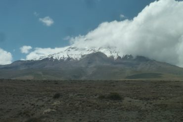 Pourquoi le Chimborazo est le plus haut sommet du monde ? 5