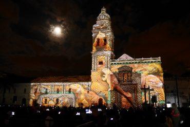 La fiesta de la luz 2017 (fête des lumières 2017)