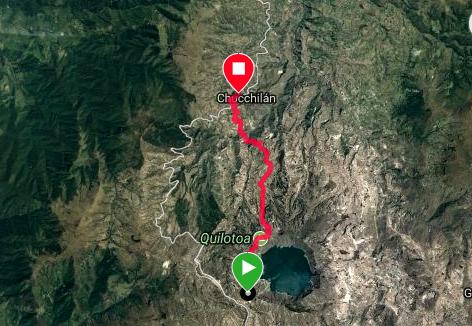 Trek Quilotoa - Chugchilan - Isinlivi 2