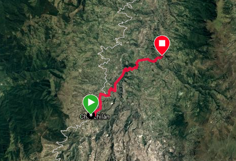 Trek Quilotoa - Chugchilan - Isinlivi 5