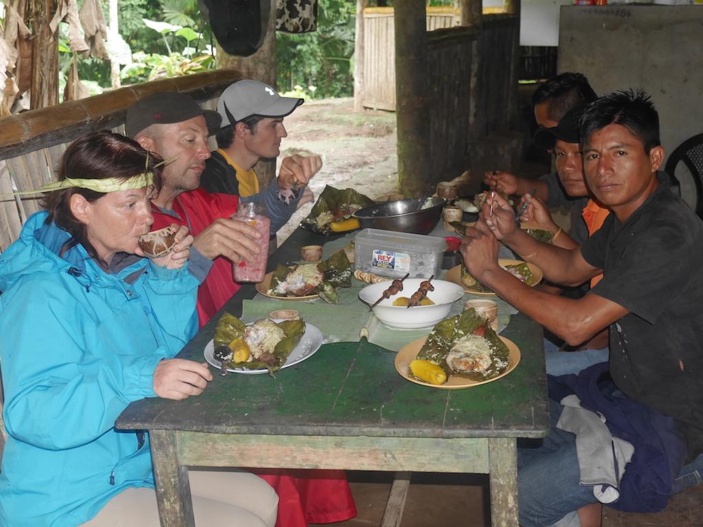 Immersion en Amazonie - de l'Équateur au Pérou 12