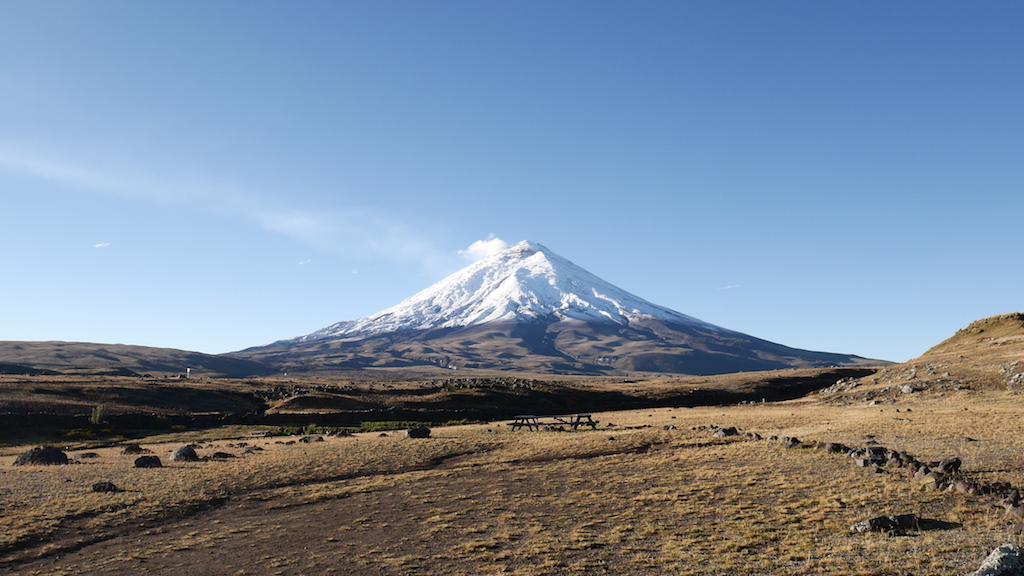L'activité volcanique en Équateur 5