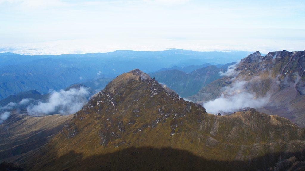 L'activité volcanique en Équateur 7