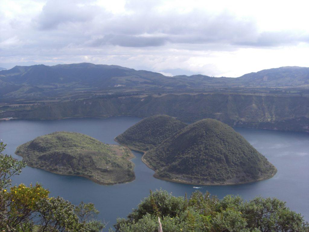 L'activité volcanique en Équateur 6