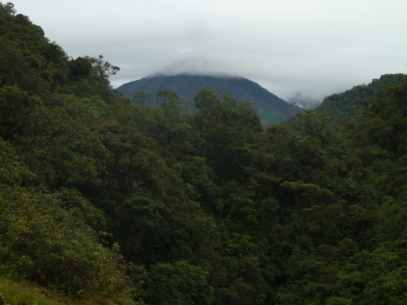 L'activité volcanique en Équateur 9