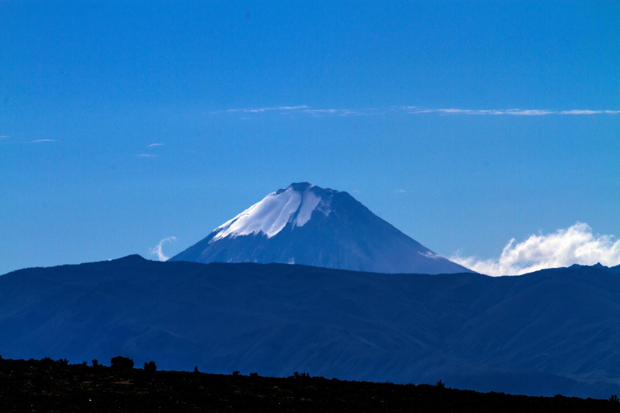 L'activité volcanique en Équateur 10