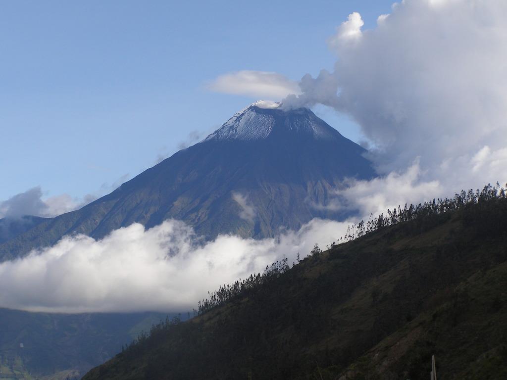L'activité volcanique en Équateur 11