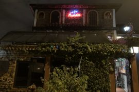 Le restaurant Café Mosaico, un point de vue spectaculaire sur Quito