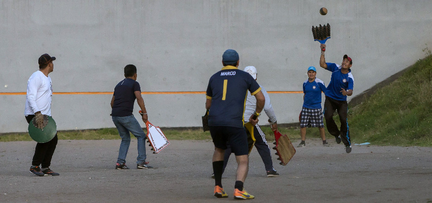 La Pelota Nacional, ce sport si typiquement équatorien