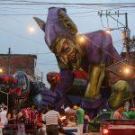 Año viejo mannequin nouvel an - tradition d'Équateur