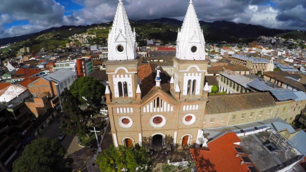 Eglise Santo Domingo Loja