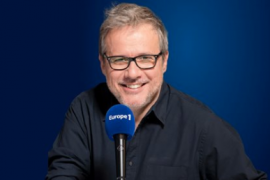 Interview Philippe Gougler Europe 1 - Et i on parlait - Antoine Grouazel