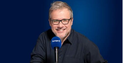 Interview Philippe Gougler Europe 1 - Et i on parlait - Antoine Grouazel