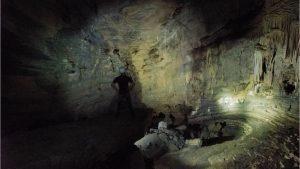 Expedition du Ministère du Tourisme équatorien à la Cueva de los Tayos - 2016 (crédit photo: Miguel Garzón)