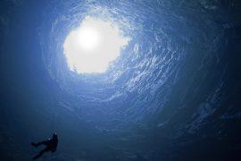 Intérieur de la Cueva de los Tayos (crédit photo: vepaya)