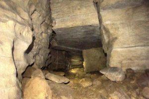 Intérieur de la Cueva de los Tayos (crédit photo: EL UNIVERSO)