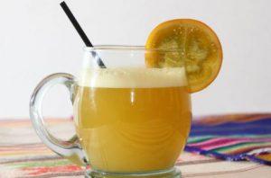 Le canelazo, boisson chaude des Andes