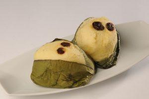 Quimbolito, dessert gourmand d'Équateur