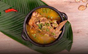 Uchumanka soupe traditionnelle d'Amazonie