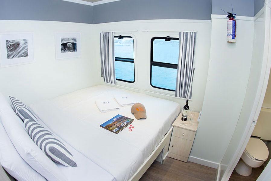Croisière Archipel I Galapagos, cabine twin 2