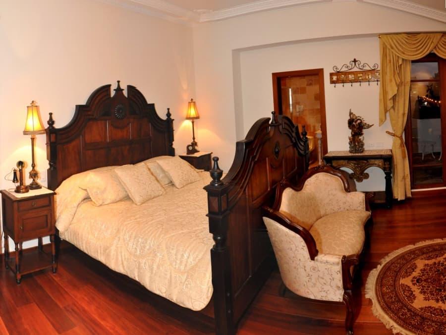Hôtel Ikala à Quito, Equateur, suite coloniale double