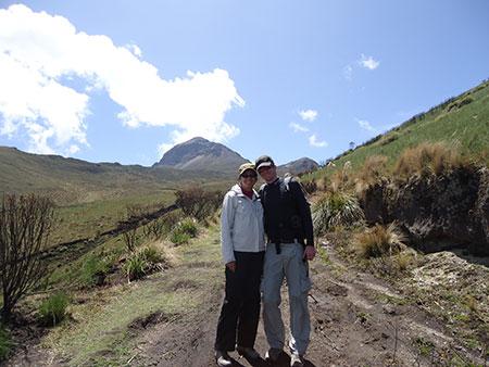 Trekking en Equateur