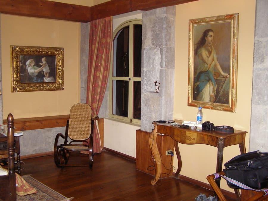 Hôtel Hacienda La Cienega, Parc Cotopaxi, Equateur, suite