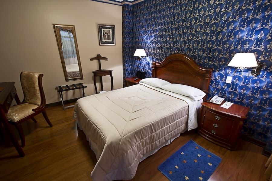 Hôtel San Juan, à Cuenca, Equateur, chambre double standard
