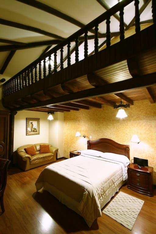 Hôtel San Juan, à Cuenca, Equateur, salle de bain