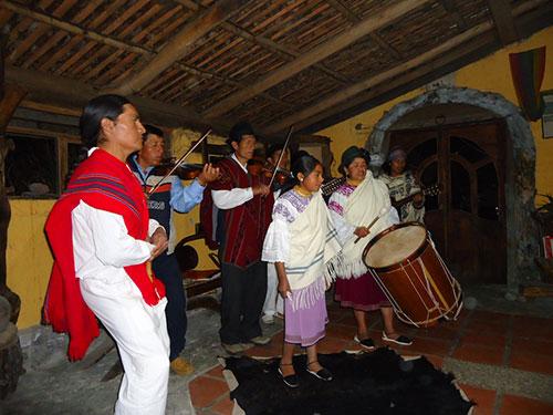 Séjour en Equateur, des Andes à l'Amazonie, San Clemente