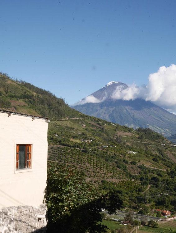 Trek Leito en Equateur: volcan Tungurahua