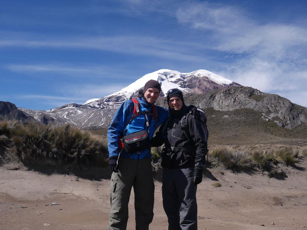 Trekking des Vigognes en Equateur: Antoine